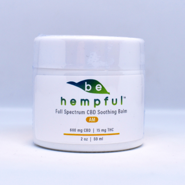 CBD Soothing Balm AM