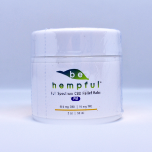 CBD Oil Balm Relief